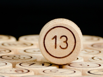 elegir número lotería